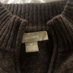 ply cashmere Sweaters - Ply Cashmere sweater
